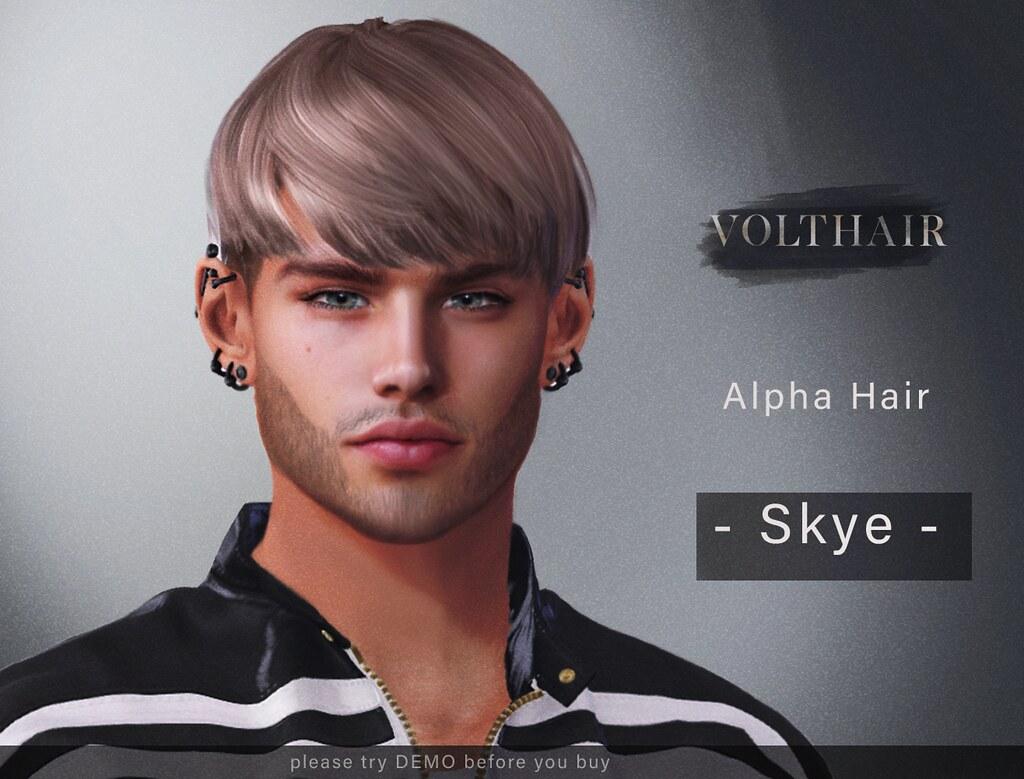 Skye Alpha Hair @ equal10