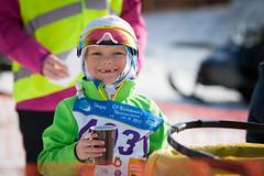 Jak zvládnout první dětské závody