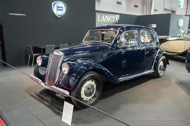 Lancia Aprilia Berlinetta Aerodinamica - 1938