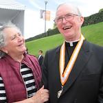 Medalla de honor al P. John Walsh, L.C.