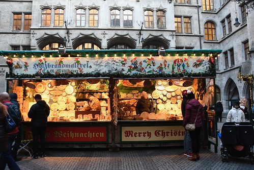 Mercat de Nadal a Munic