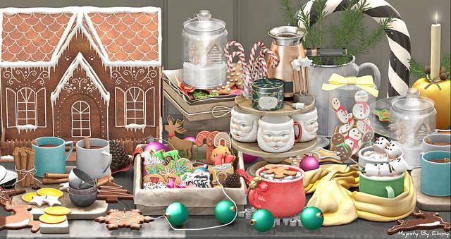 Majesty- Buffet Of Sweetness