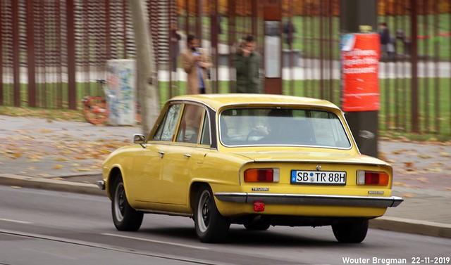 Triumph 2000 Mk 2