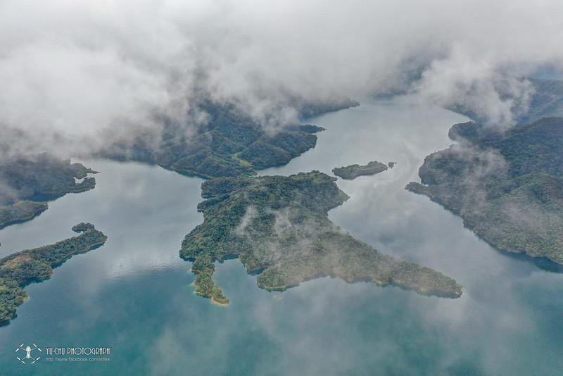 石碇鱷魚島空拍