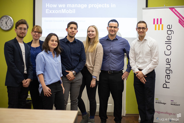 Guest Lecture: Daniele Grasselli, Implementation Specialist from ExxonMobil