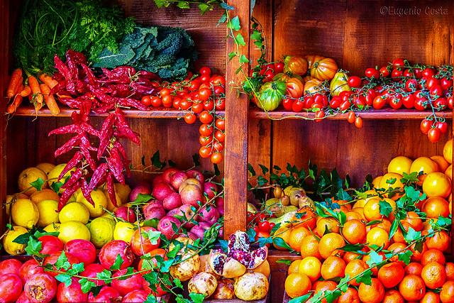 United Colors of Vitamine - Natura Viva