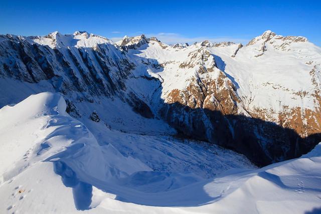 Inverno in Valle di Darengo