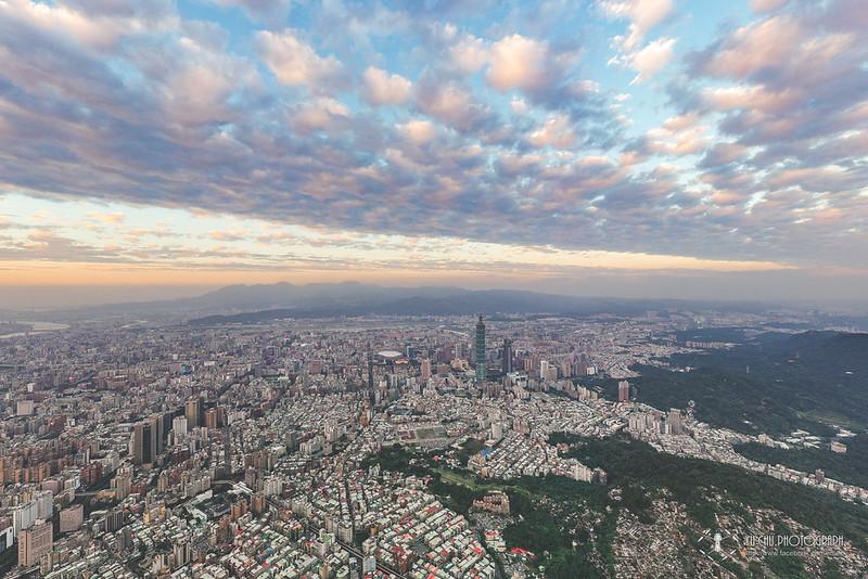 台北市空拍