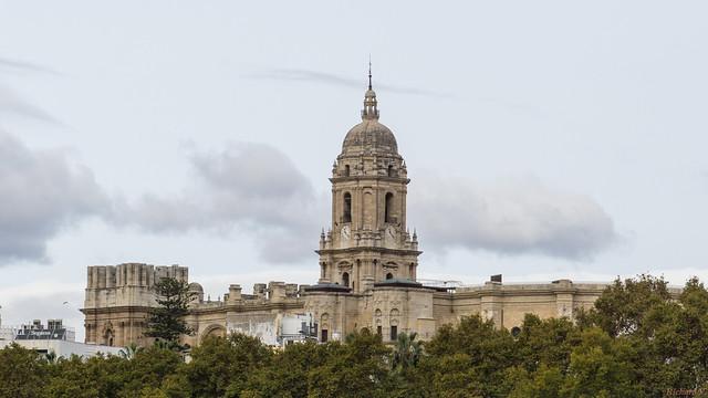 Cathédrale de Malaga, Costa Del Sol, Espagne, Spain - 3268