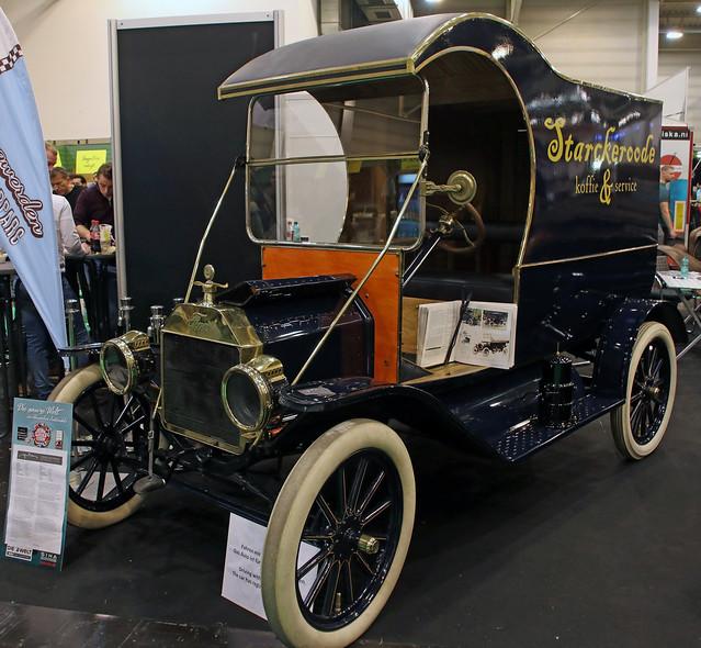 Model T Van