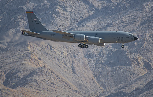 KC-135 From Altus AFB