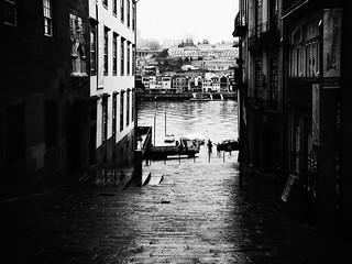 a little walk in the rain
