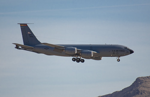 KC-135 On Final