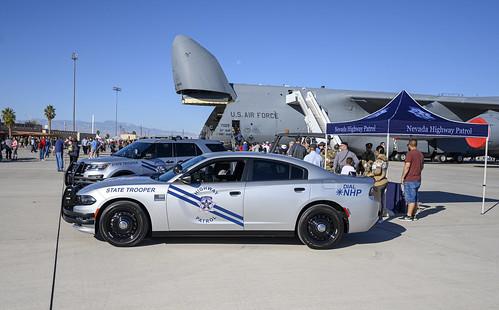 Nevada Highway Patrol New Colors