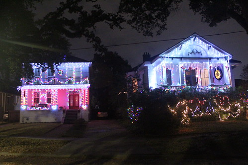 New Orleans: A Christmastime Night Walk through Bayou St. John | by jasonpettus