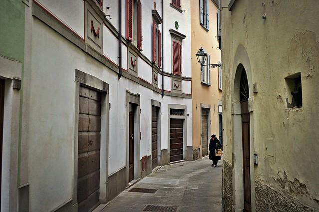 Marradi (Firenze), via Fabbrini