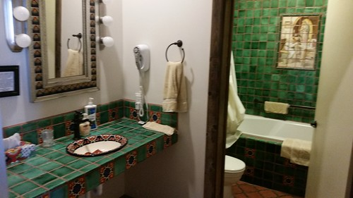 La Posada Bathroom