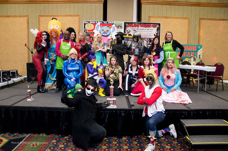 2019 Chicago Pop Culture & Holiday Horror Con