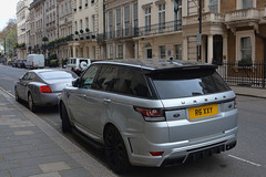 Urban Automotive Range Rover Sport