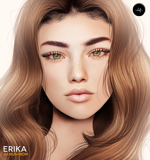 New Erika Skin applier@Unik