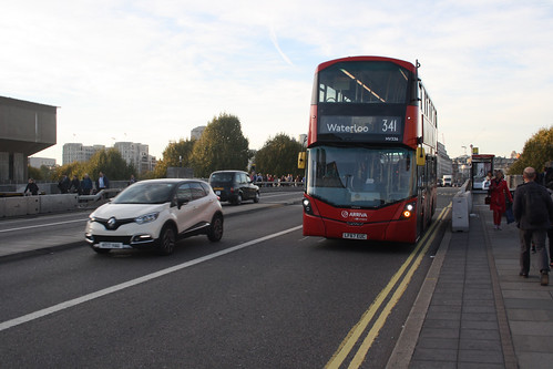 Arriva London HV336 LF67EUC