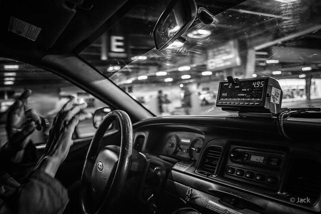 Miami mood - Taxi driver #1