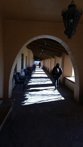La Posada Colonnade