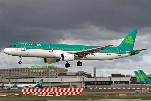 Aer Lingus Airbus A321-211 EI-CPG