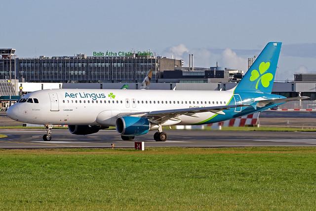 Aer Lingus Airbus A320-214 EI-DVN
