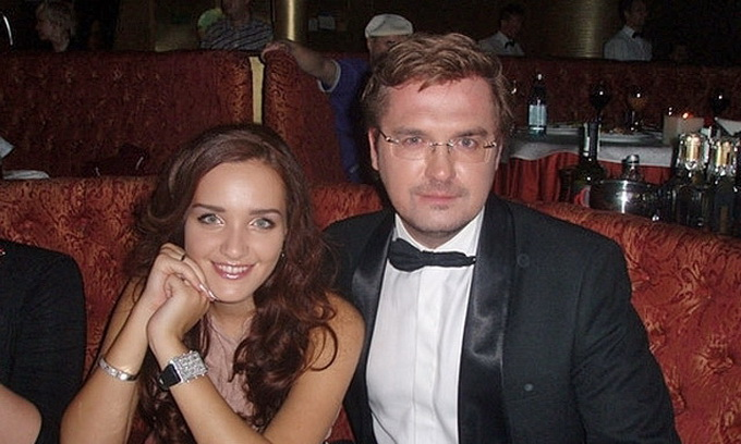 Виктория Мартынюк-Чекурда и ее бывший муж