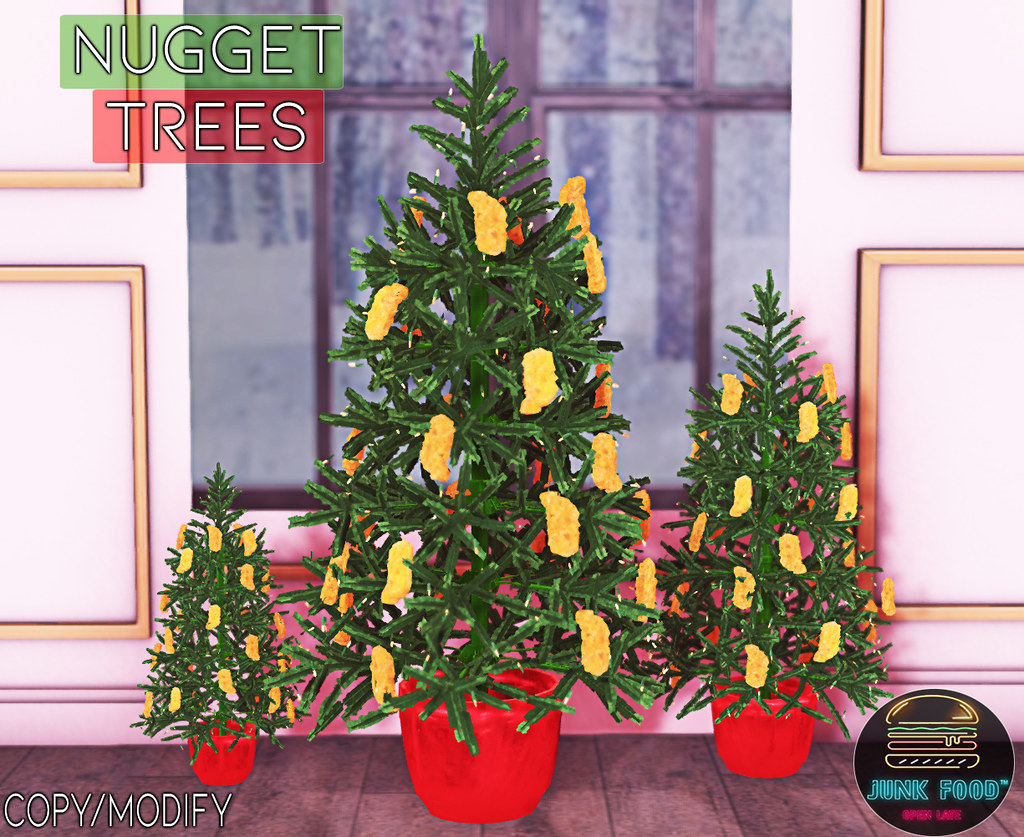Junk Food – Nugget Trees Ad
