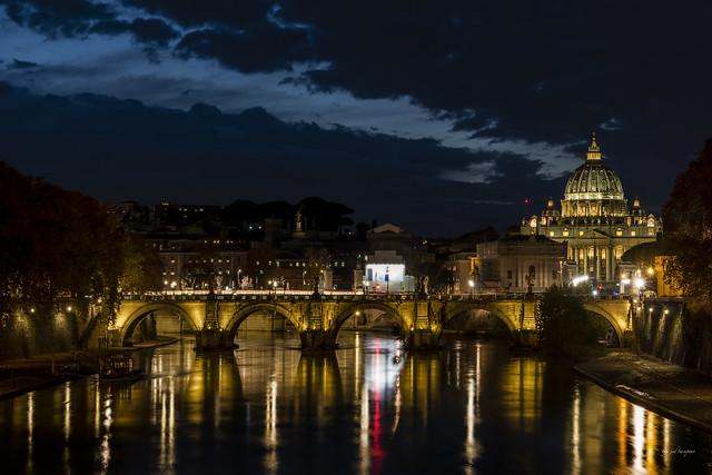 One Roman Evening