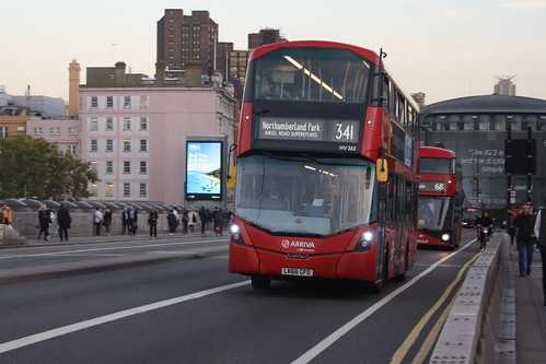 Arriva London HV262 LK66GFO