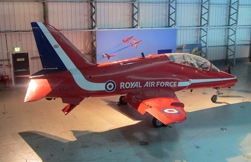 A Red Arrows XX308
