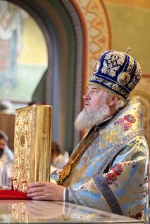 10.12.2019 | Праздник иконы Божией Матери Знамение