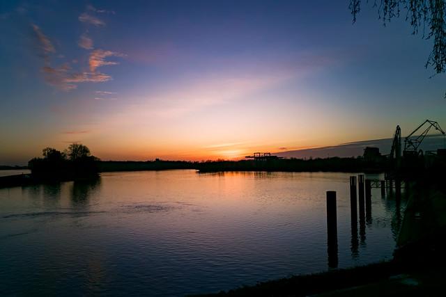 Harbor sunset | HUAWEI P30 Pro