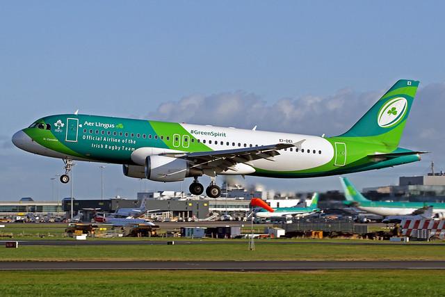 Aer Lingus Airbus A320-214 EI-DEI