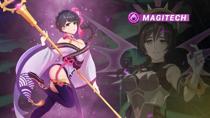 Murasaki7 - Magitech
