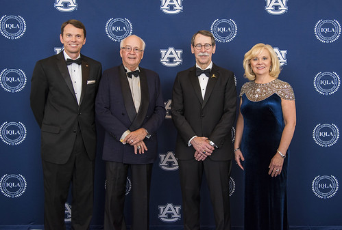 Bill Hardgrave, Dr. James Andrews, Dr. James Downing and Susan Hubbard