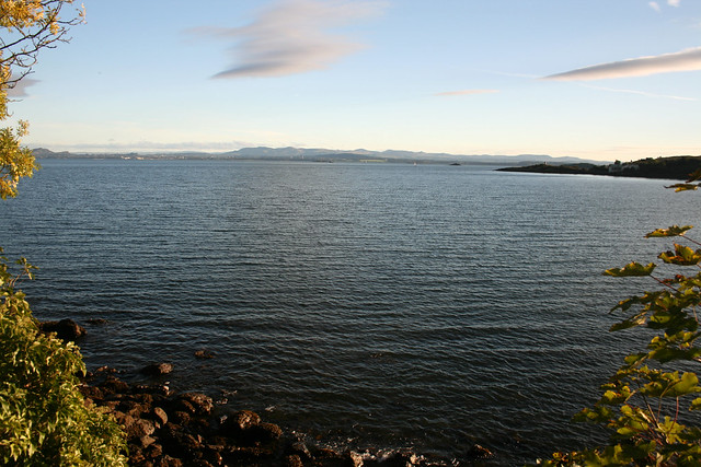 The Forth of Firth near Aberdour