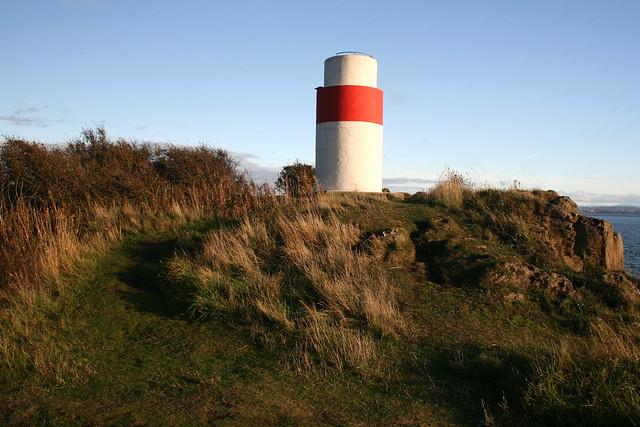 Hawkcraig Point near Aberdour