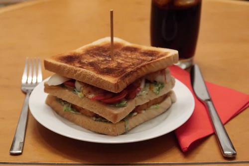Mein New York Club Sandwich