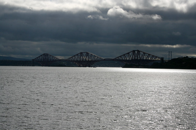 The Firth of Forth near Inverkeithing