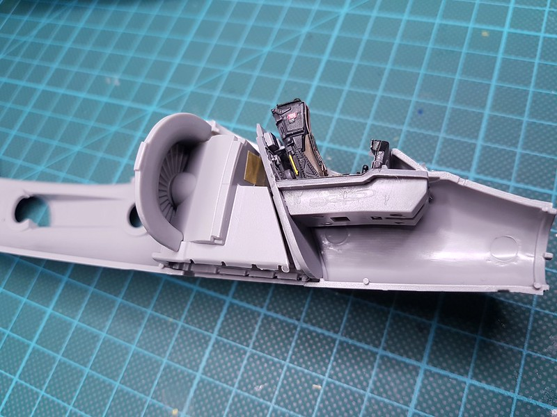 Kinetic 1/48 Sea Harrier FA.2 - Sida 2 49200832677_bb837c16e0_c