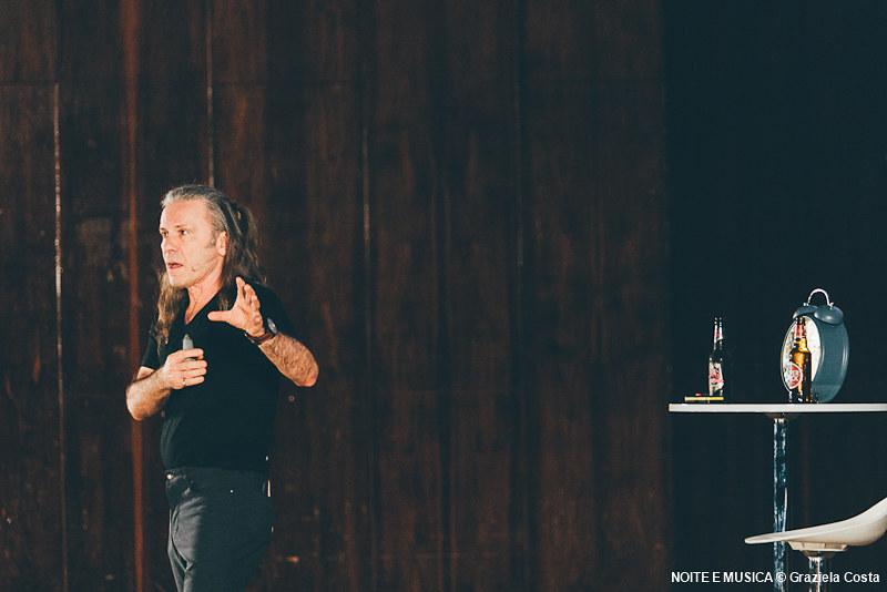 Bruce Dickinson - Aula Magna 2019