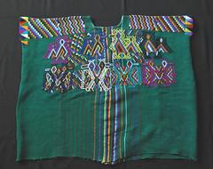 Chajul Huipil Maya Guatemalan Textiles