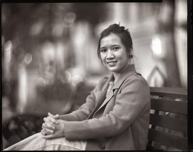Portrait of an Unknown Women