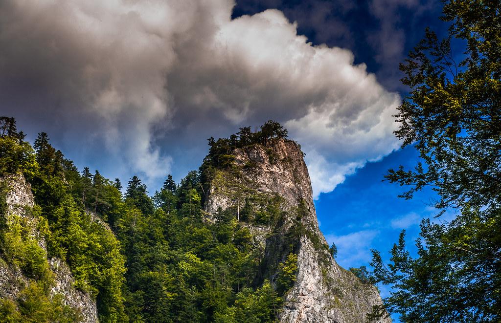Dunajec Gorge - impression #1