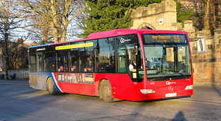 Go North East 5482 HW07CXS