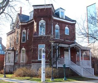 Lorado Taft House, 923 E. 60th Street, Chicago